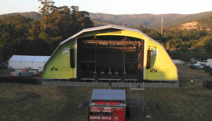 Stage Cover Rentals
