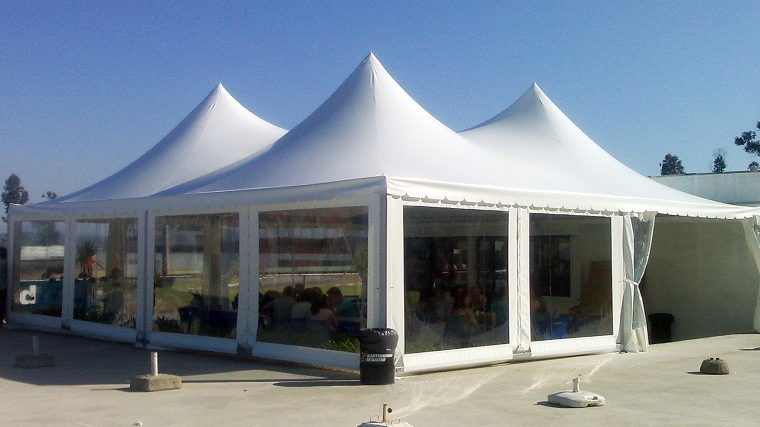CONICAL PAGODA STRUCTURE RENTALS & SALES