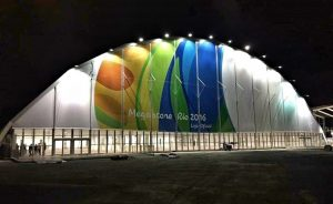 Temporary Structures for Sporting Events & Tournaments