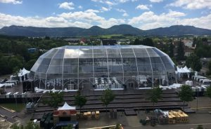 Corporate Temporary Event Structure Tent Rentals