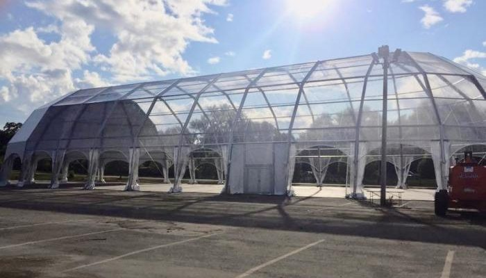 Igloo Structure Tent Rental and Sales