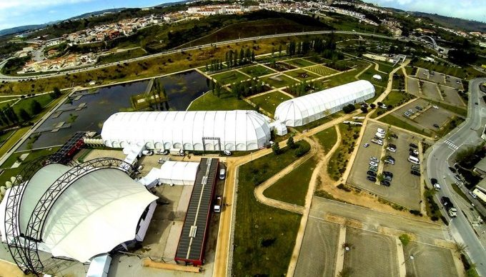Structures for Events, Exhibitions and Hospitality