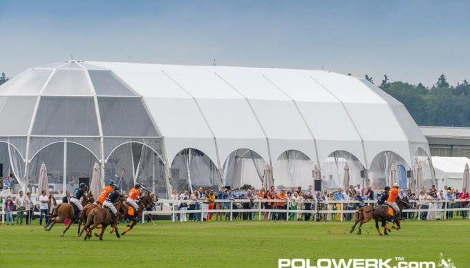 Equestrian Sporting Event Structures