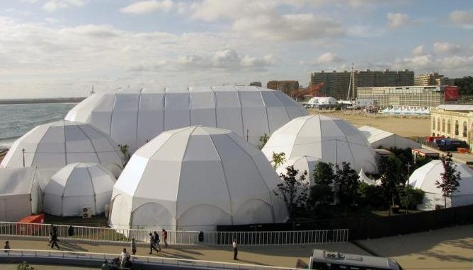 Temporary Event Structures