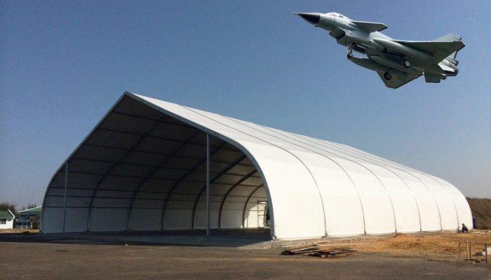 aircraft hangar rentals
