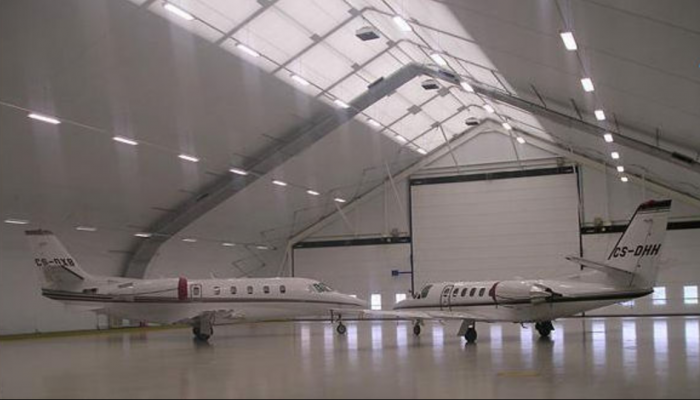 Aircraft Storage Structures