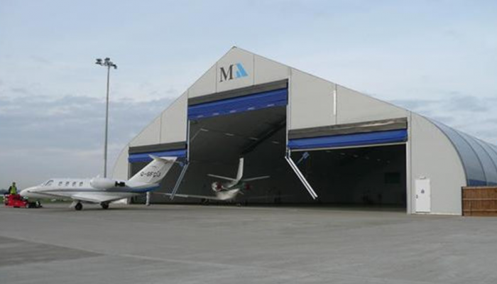 Airplane Repair Hangars
