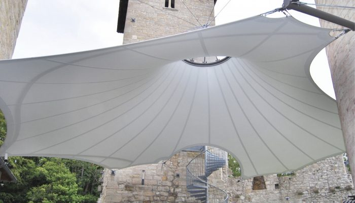 Custom Fabric Structure
