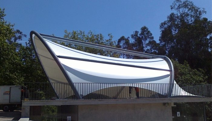Temporary Fabric Structures