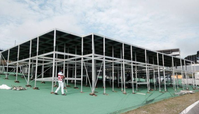 Flooring | Temporary Structure Tents