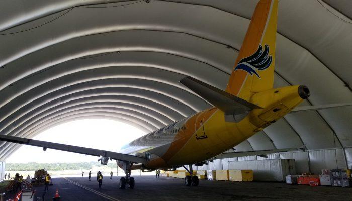 Airplane Hangar Rentals