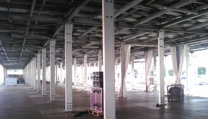 Mezzanine Flooring | Temporary Structures