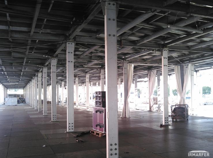 Mezzanine Flooring | Temporary Structures
